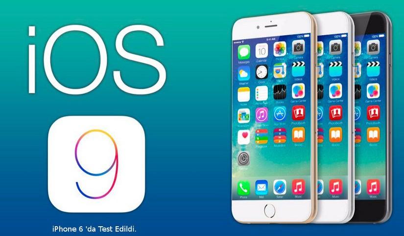 iOS 9 incelemesi ve düşüncelerim (iPhone 6 'da test edildi!)