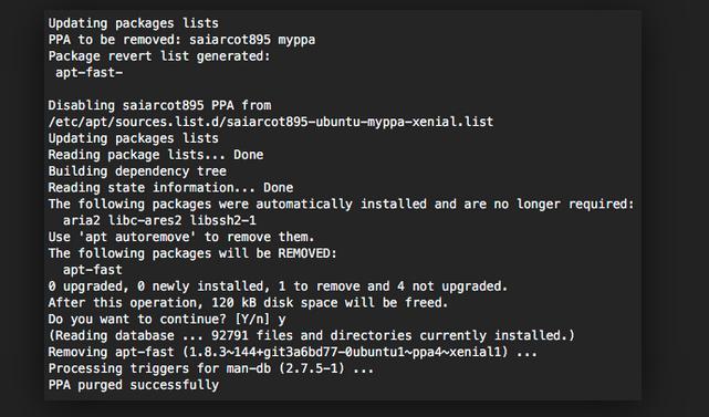 PPA Paket Arşivi Listesinde Program Nasıl Kaldırılır? Ubuntu – Linux